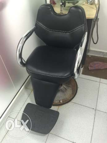 Sell of all of saloon equipments and products