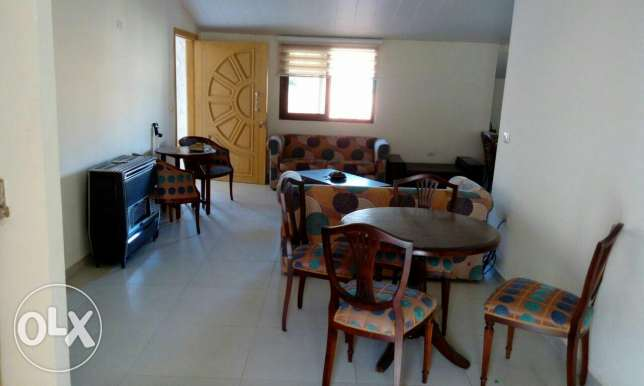 Appartement for rent in zahle in a very good condition