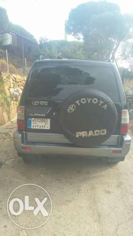 For sale toyota prado land cruiser جبيل -  4