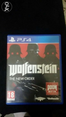 Wolfenstein the new order زيتون -  1