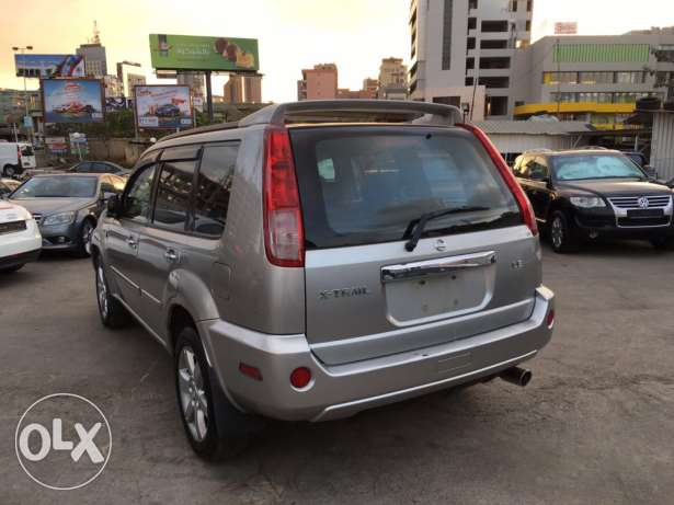 Nissan Xtrail 2005 Fully Loaded in Good Condition! بوشرية -  5