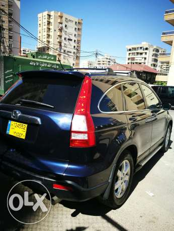 honda cr-v ex model 2008 البحصاص -  2
