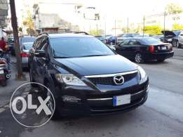 Mazda Cx9 GT MY2009 Black/Black Fully Loaded Company Source&Maintenanc