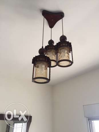 ceiling lamps بلونة -  2