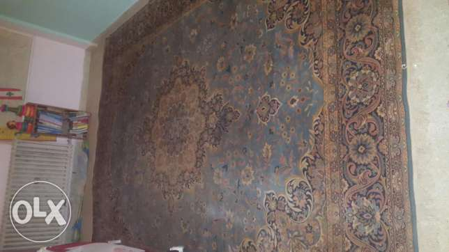 Carpet good quality 5×3 wool عاليه -  1
