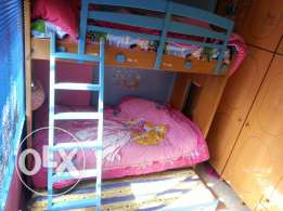 Bed 2 floors