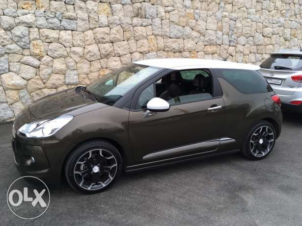 Citroen DS3 Turbo Manual Gear 2012 model