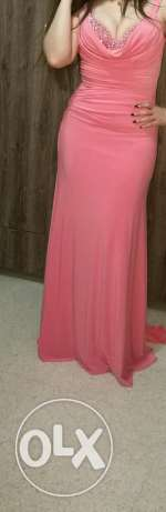 Pinky Engagement dress for sale