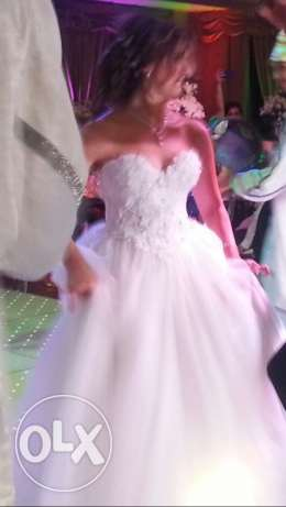 hand made wedding dress بوشرية -  5