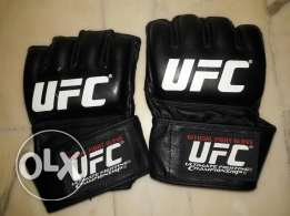 Ufc gloves not used