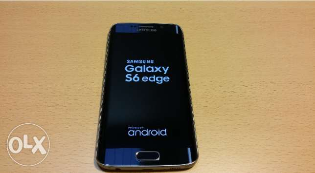 S6 edge lik new super 5arew TOP 300$ aw trade