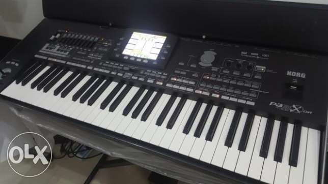 korg pa3x or like new