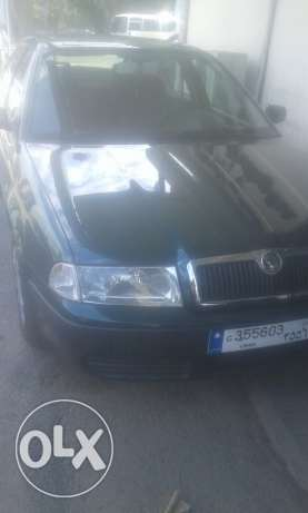Skoda 2008 like new full option