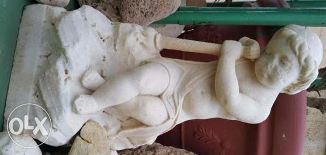 Outdoor marble and bronze sculptures and statues راس  بيروت -  2
