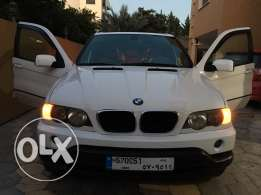 x5 model 2001 for sale
