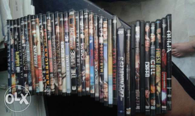 36 dvd all used 1 times excellent conditions kelon 100% vision put prc
