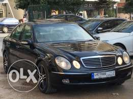 E240 model 2003 olmaniyi full