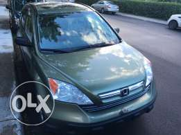 honda crv .,clean car fax and low milage
