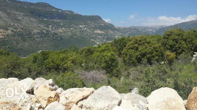Land for Sale in Baziyoun Jbeil