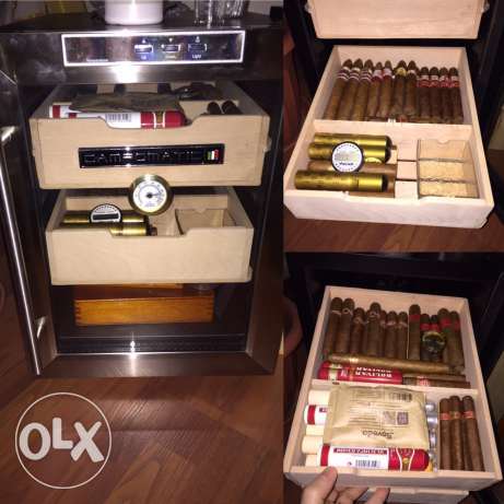 Compomatic Electric Cigar Humidor