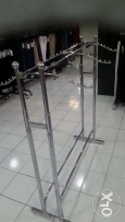 A new items Liquidation Cloth Hanging Stand