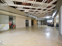 200 SQM Showroom for Rent in Beirut, Koraytem RE4012