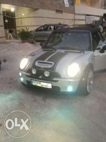 Mini cooper sidewalk special edition 2009 convertible
