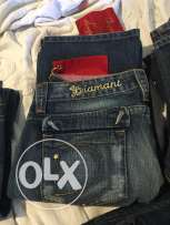 New collection italien jeans mark paije and diamond jeans