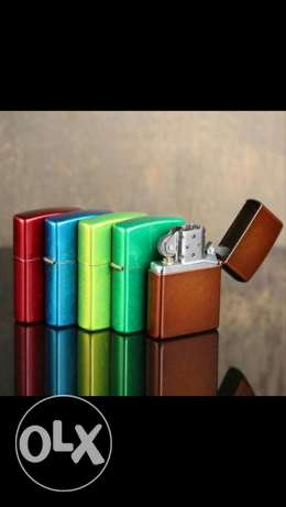 New ZIPPO collection - Antique finish Gloss