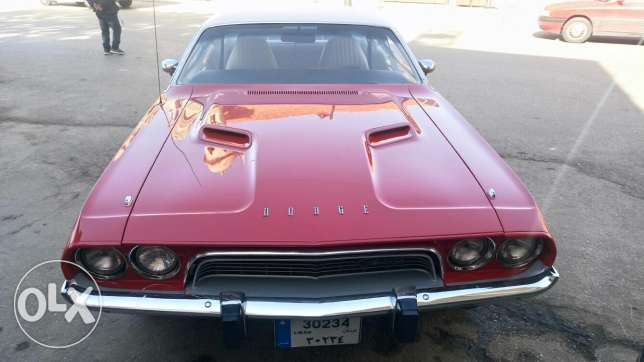 Dodge Challenger 1974 Collection