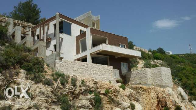 Turned Key project. Under construction Villa for sale