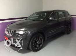 2015 Jeep Grand Cherokee SRT, perfect condition
