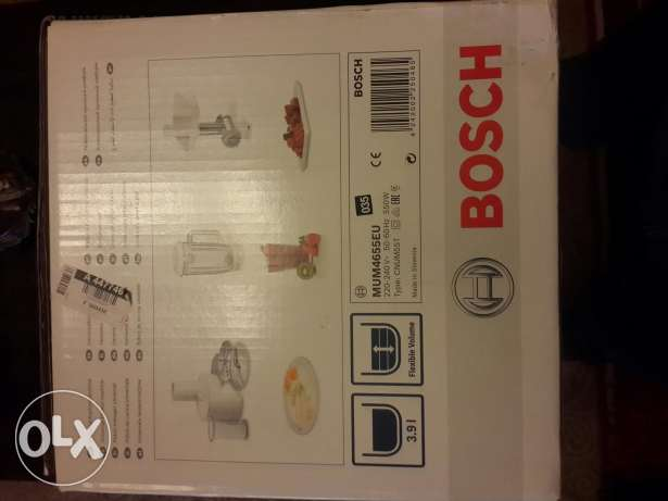 Multifunction Bosch machine