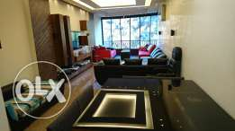 Salon dining 2 bedrooms furnished as a luxury deluxe not used at all