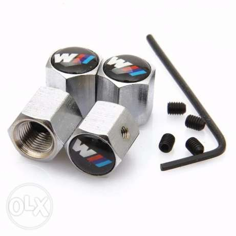 NEW BMW wheel tyre valves