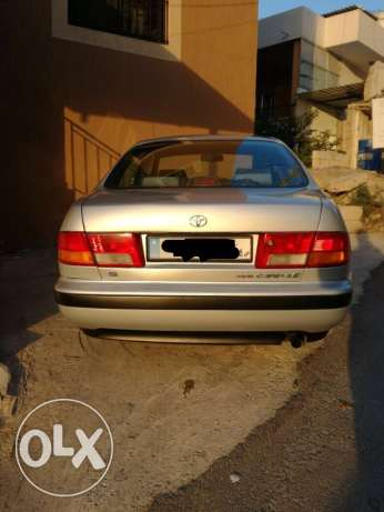 Toyota carina E 1996 gd condition for sale الغازية -  5