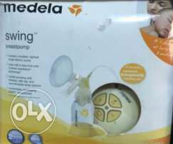 Medela swing electrical and battery pump