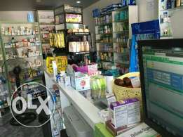 Pharmacy for sale in Damour/Mechref