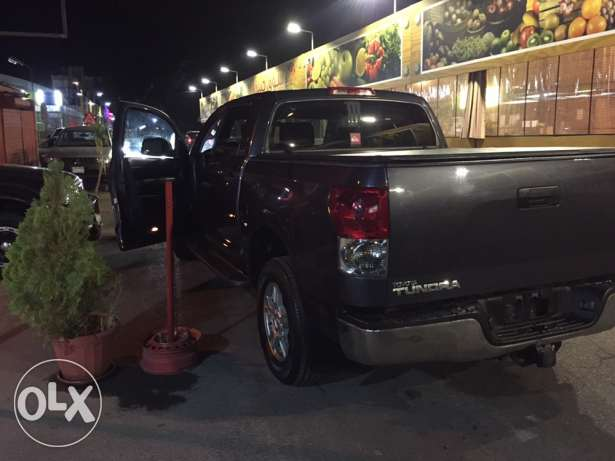 tundra 2007 clean v8 5.7 jdeed 4doors one owner low mile حارة صيدا -  4