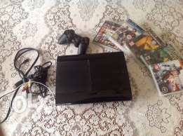 ps3 ultra slim BEST condition ma3 maske...