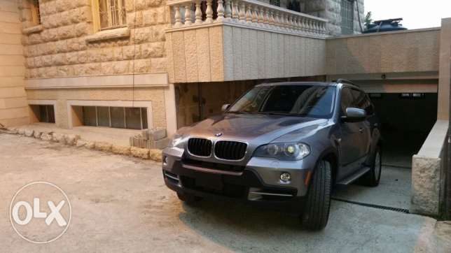 X5 Clean carfax 2008 Full option 7 seats عاليه -  1