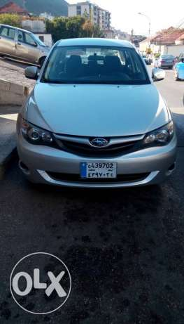 Subaru impreza 1.6 model 2010 full vitess 03/843812