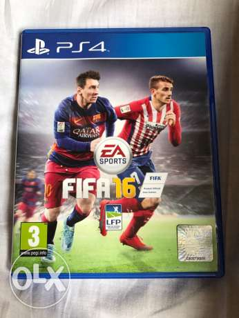 Fifa 16 or the last of us