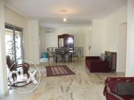 Furnished apartment for RENT - Sanayeh 230 SQM