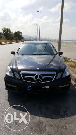 Mercedes E 200 AMG PACKAGE