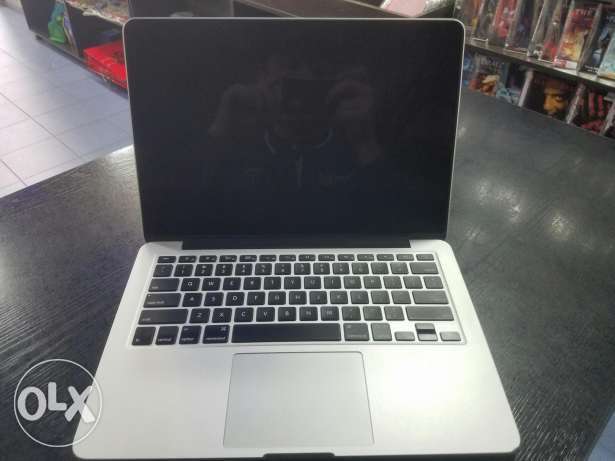 Macbook Retina Model A1502