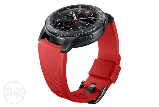 Silicon band for gear s3 frontier