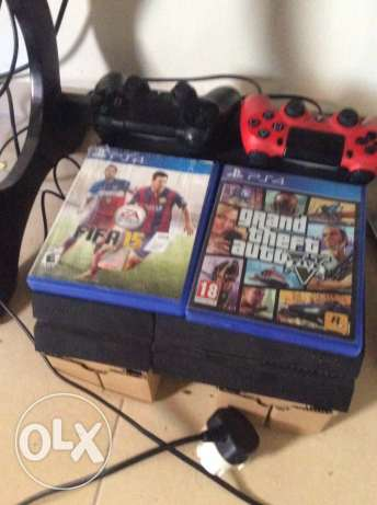 PS4 500 GB,camera,tv VESTEL 32 inch