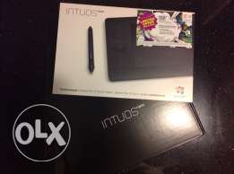 Wacom Intuos Pro - Creative Pen & Touch Tablet (Small)