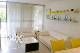 60sqm FULLY Furnished Flat Samaya + 1 Parking / Suitable for Families